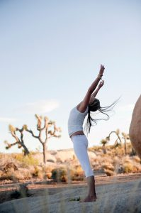 Release Your Wings ~ Yoga Workshop