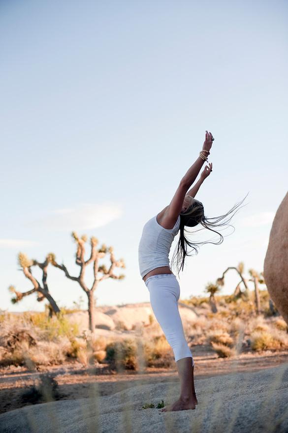 Yoga Body Language