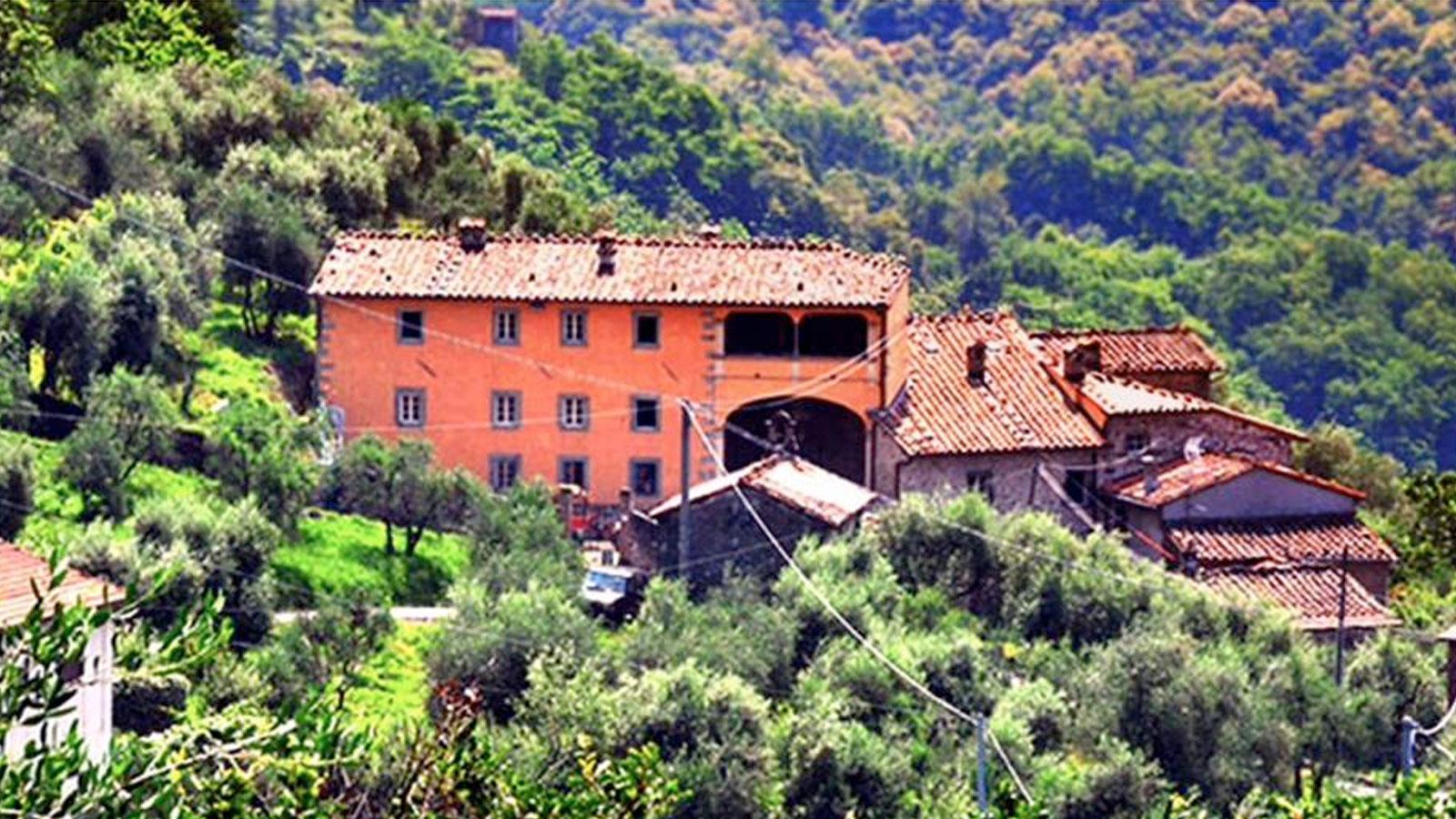 Villa San Rocco Italy