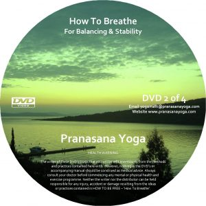 How to Breathe for Balancing and Stability dvd