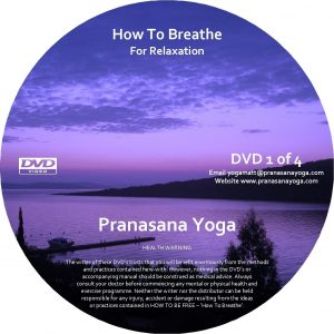 How to Breathe for Relaxation DVD