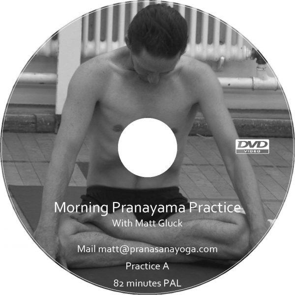 morning pranayama practice with matt gluck