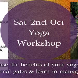 Yoga Workshop With Pranasana Yoga